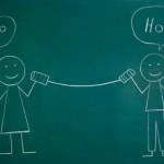 Bilingual Telephone Conversation